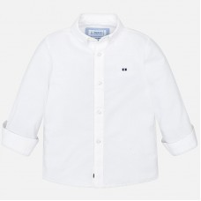 Mayoral Kids Boys Shirt - White