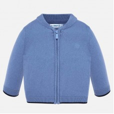 Mayoral Infant Boys Knitted Jacket - Blue