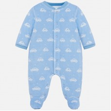 Mayoral Baby Boys Onesie - Blue