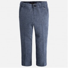 ~Mayoral Kids Boys Formal Trousers - Grey