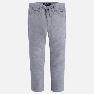 ~Mayoral Kids Boys Drawstring Trousers - Grey