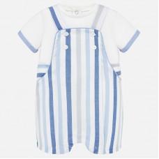 ~Mayoral Baby Boys 2 Piece Set - Pale Blue