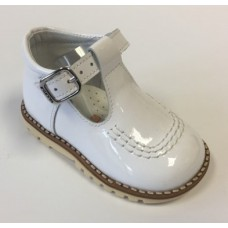 ~Andanines Boys Boot - White