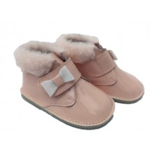 Andanines Girls Ankle Boot - Pink