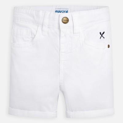 ~Mayoral Kids Boys Short - White