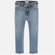 ~Mayoral kids Girls Jeans - Light Wash