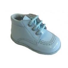 ~Andanines Baby Boys Shoe - Pale Blue