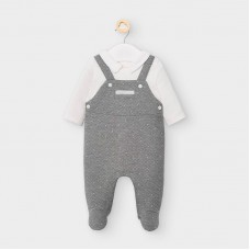 Mayoral Baby Boys Onesie - Grey