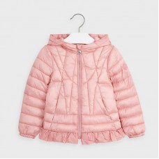 Mayoral Kids Girls Jacket - Pink
