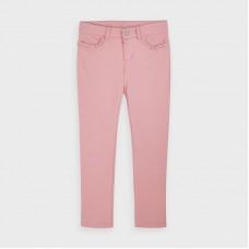 Mayoral Kids Girls Skinny Trouser - Pink