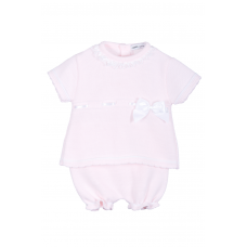 Jacob Matthews Girls 2 Piece Set - Pink