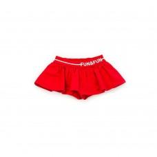 Fun & Fun Infant Girls Summer Skirt - Red