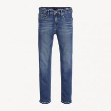 ~Tommy Hilfiger Boys Slim Fit Jeans - Blue