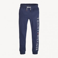 Tommy Hilfiger Boys Jogging Bottoms - Navy