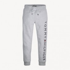 Tommy Hilfiger Boys Jogging Bottoms - Grey
