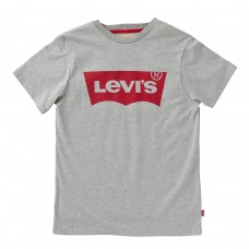 Levi's Boys Short Sleeve T-Shirt - Grey