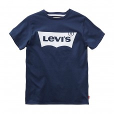 Levi's Boys Short Sleeve T-Shirt - Navy
