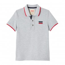 Levi's Boys Polo Shirt - Grey