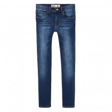 Levi's Girls 711 Skinny Jeans -  Light Blue