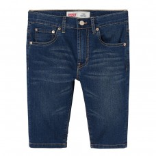 Levi's Boys Denim Shorts - Blue