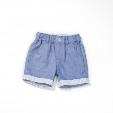 Fun & Fun Infant Boys Summer Shorts - Sky