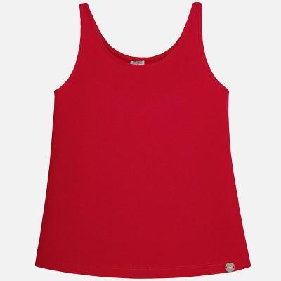 ~Mayoral Junior Girls Vest - Red