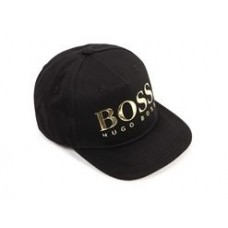 Hugo Boss Boys Skip Cap - Black