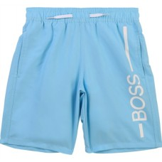 Hugo Boss Boys Swim Shorts - Sea Green
