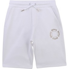 Hugo Boss Boys Shorts - White