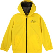 Hugo Boss Boys Windbreaker Jacket - Yellow