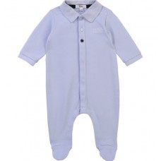 Hugo Boss Infant Boys Pyjama - Pale Blue