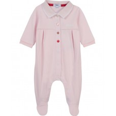 Hugo Boss Infant Girls Pyjama - Pale Pink
