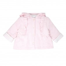 Pastels & Co Girls Coat - Pink