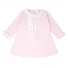 Pastels & Co Girls Dress - Pink