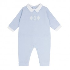 Pastels & Co Boys All In One - Pale Blue