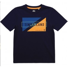 Timberland Short Sleeve T-Shirt - Navy