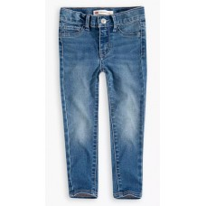 Levi Kids 710 Supper Skinny Jean - Light Denim