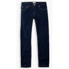 Levi Kids 510 Skinny Fit Jean - Dark Denim