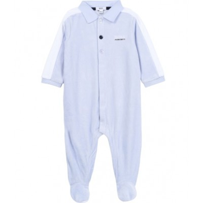 Hugo Boss Baby Boys Pyjama - Pale Blue