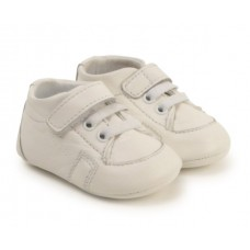 Hugo Boss Crib Boot - White