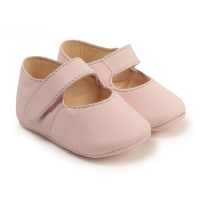 ~Hugo Boss Crib Shoe - Pink