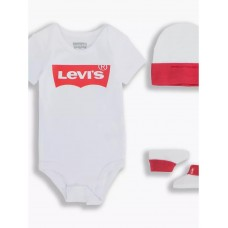 Levi Infant Box Set - White