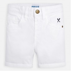 ~Mayoral Kids Boys Short - White