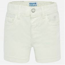~Mayoral Infant Boys Short - Cream
