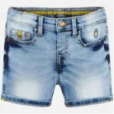 ~Mayoral Kids Boys Denim Short - Light Wash