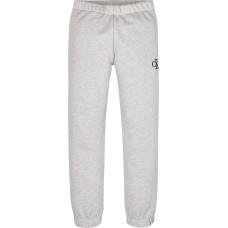 Calvin Klein Girls Track Bottoms - Grey Marl