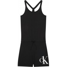 Calvin Klein Girls Summer Dress - Black