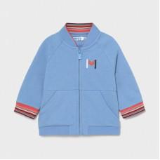Mayoral Infant Boys Zipper - Pale Blue