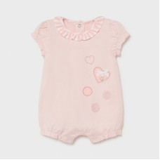 Mayoral Baby Girls Romper - Pink