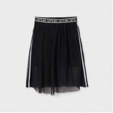 Mayoral Junior Girls Skirt - Black